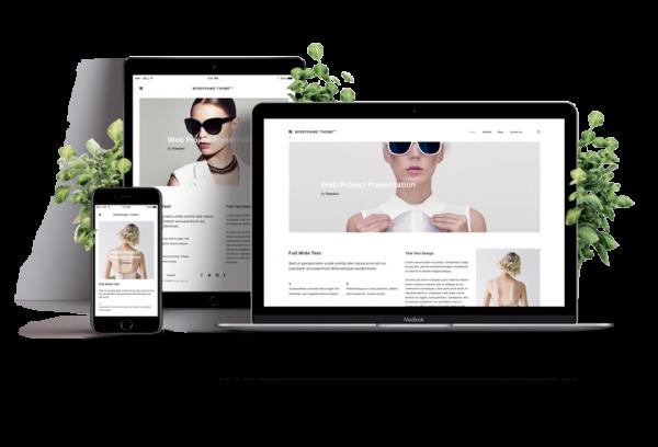 self managed ecommerce website design