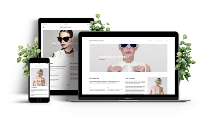 self managed ecommerce website design